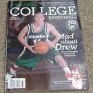 Street and Smith College Basketball 2006 - 07 Yearbook Drew Neitzel Cover