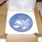 """BING & GRONDAHL Mothers Day Plate """"CATS"""" 1971"""