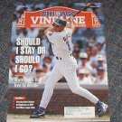 Chicago Vine Line Cubs Magazine October 1996 Mark Grace Cover