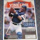 Chicago Vine Line Cubs Magazine June 1996 Jim Riggleman Cover