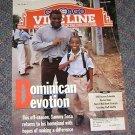 Chicago Vine Line Cubs Magazine January 1997 Sammy Sosa Off Season Cover