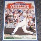 Chicago Vine Line Cubs Magazine August 1996 Ryne Sandberg Cover