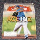 Chicago Vine Line Cubs Magazine July 2008 Carlos Zambrano Cover