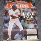 Chicago Vine Line Cubs Magazine March 1997 Andre Dawson Cover