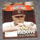 Chicago Vine Line Cubs Magazine April 2008 Sweet Lou Piniella Cover