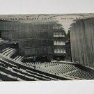Vintage Postcard  Interior R.K.O Roxy Theater Radio City NY