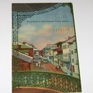 Vintage Postcard Royal Street in New Orleans French Quarter PM 1957