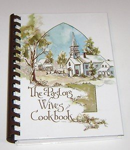 The Pastors' Wives Cookbook by Sybil DuBose (1978, Paperback)