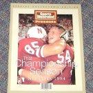Sports Illustrated Championship Season Nebraska Huskers Football 1994