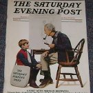 Saturday Evening Post 1971 Ali MacGraw Pat Nixon Burt Bacharach Disney Character