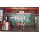 Vintage Postcard Brook Motor Co Norton Kansas Vending Machines