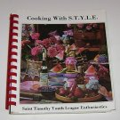 St Timothy Lutheran Church Youth League Fremont Nebraska Cookbook
