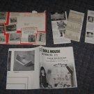 U-Bild Enterprises Doll House Pattern No 411 instructions