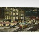 Vintage Postcard 28th Street north Billings Montana 1915 postmark
