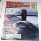 Popular Mechanics Magazine April 1987 America's Nuclear Stealth Subs