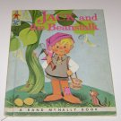 Jack and the Beanstalk Rand Mcnally Tip Top Childrens Book 1961