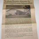 Tri County Leigh Nebraska Newsletter July 1973