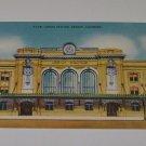 Vintage Postcard Union Station Denver Colorado