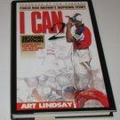 I Can 2 By Huskers Coach Ron Brown and Art Lindsay 1999, HC 2nd edition