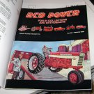 RED POWER IH & Farmall Enthusiasts Collectors Magazine january february 2000