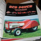 RED POWER IH & Farmall Enthusiasts Collectors Magazine jan february 1999