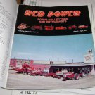 RED POWER IH & Farmall Enthusiasts Collectors Magazine march april 1997
