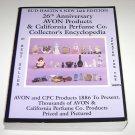 Bud Hastin's New 14th ed 26th Anniversary AVON Products California Perfume Encyc