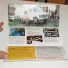 1979 Ford Econoline Van Brochure