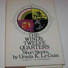 WINDS TWELVE CORNERS SHORT STORIES URSULA K. Le GUIN - HC -1975 BOOK CLUB