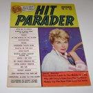Hit Parader Magazine 1957 Doris Day Cover