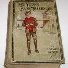 The Young Bank Messenger Horatio Alger JR 1898