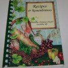Unadilla Christian Church Unadilla Nebraska Cookbook 1993