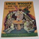 Uncle Wiggily & The Milkman 1943 American Crayon Co Howard R. Garis