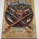 Vargr-Moon by Bernard King (1988, Hardcover) 1st US Edition