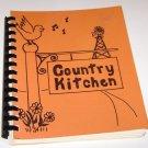 United Methodist Church Cookbook Murdock Nebraska 1975