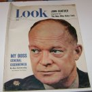 Look Magazine Oct 12 1948 General Eisenhower Cover
