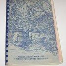 American Missionary Fellowship Cookbook Villanova pa 1975