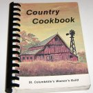 St Columbkille Womens Guild Cookbook Papillion Nebraska