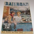 Railroad Magazine Nov 1954