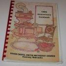 Haven Chapel Methodist Church Cookbook Kearney Nebraska 1984