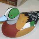 Stetson Widgeon Duck Air Freshener Hand Painted Earthenware