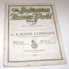 The Spokesman and Harness World magazine July 1930