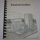 Cookies Cookbook Nebraska Retired Teachers LARTA Lincoln Ne 1977