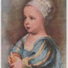 "F.A Owens Print Art Baby Stuart ""Children of Charles I by Sir Anthony Van Dyck"