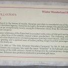 Danbury Mint Scherzer Winter Wonderland Bell 1990
