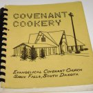 Covenant Church Cookbook Sioux Falls South Dakota 1973
