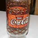 VINTAGE HAPPY CHEF COCA-COLA 1981 GLASS