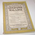 The National Geographic Magazine May 1931