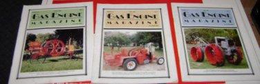 3 Gas Engine Magazines aug 1988 may 1988 july 1988