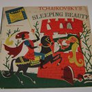 "Childrens ""CRG"" Tchaikovsky's Sleeping Beauty Vinyl Record Set"